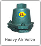 Heavy Air Valve