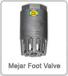 Mejar  Agro Coller Foot Valve