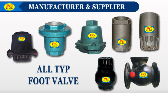 All Type Mazar &  Agro Foot Valve