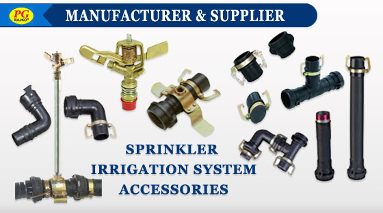 All Type Sprinkler Accessories